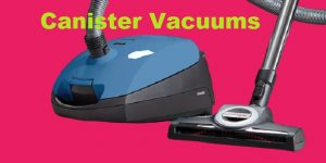 Best Canister Vacuums For 2021