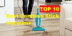 The best cordless stick vacuums in 2021